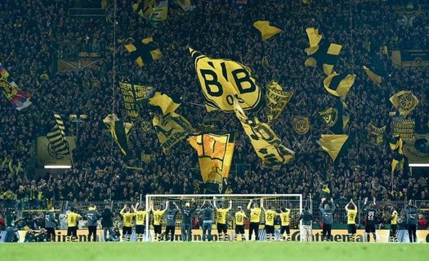 Khán giả của Bundesliga