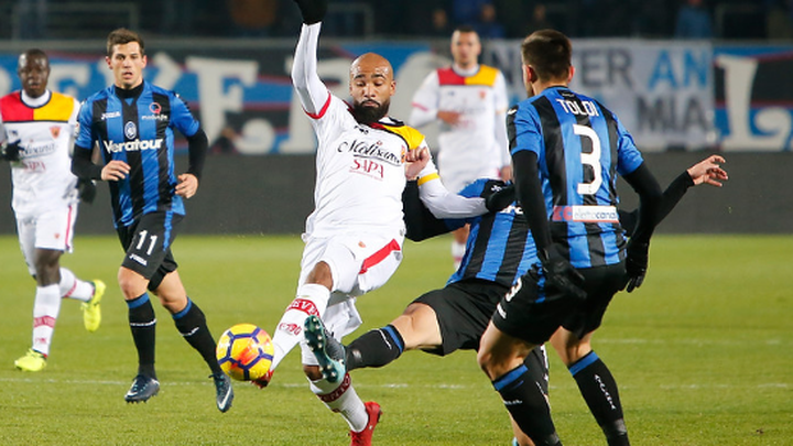 Benevento tận dụng lợi thế sân nhà