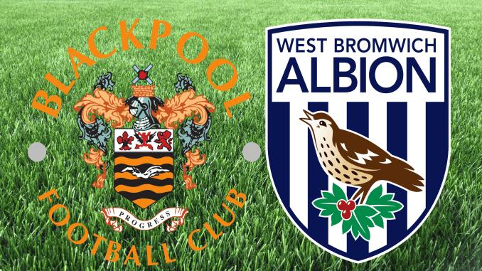 Blackpool vs West Brom