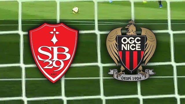 Brest vs Nice