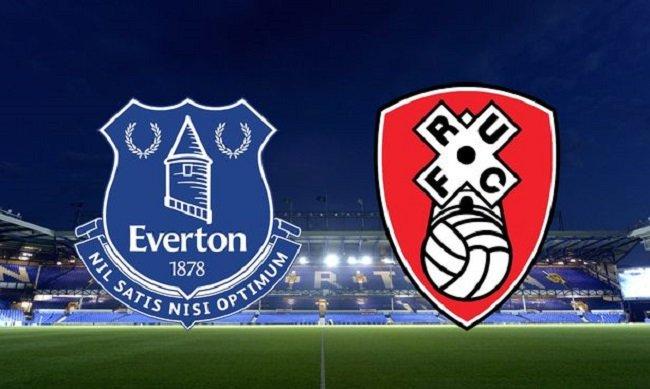 Everton vs Rotherham