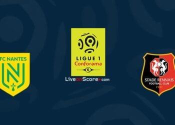 Nantes vs Rennes