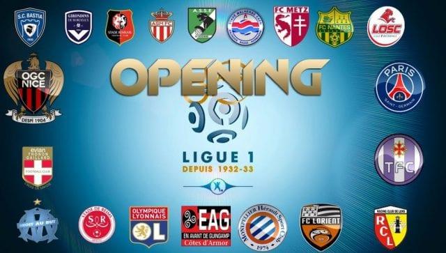 Biểu tượng các đội bóng tại Ligue 1