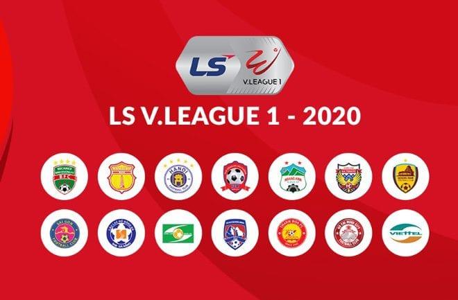 Logo các đội bóng của Việt Nam