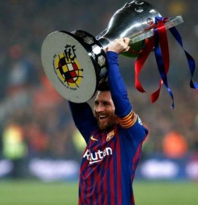 Chức vô địch La Liga