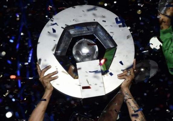 Chức vô địch của giải Ligue 1