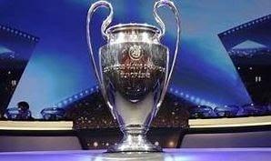 Chiếc cúp dành cho chức vô địch Champions League