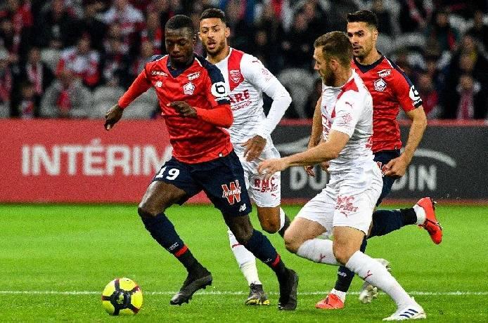 Lille giành lấy chiến thắng