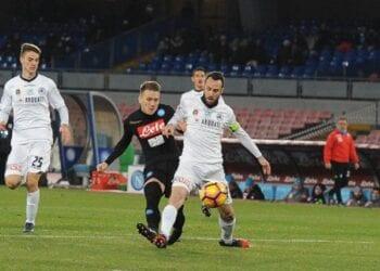Napoli vs Spezia