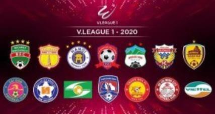 Các đội bóng của V League