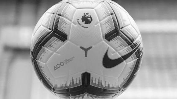 Hình ảnh trái bóng được dùng trong các trận đấu Ngoại Hạng Anh