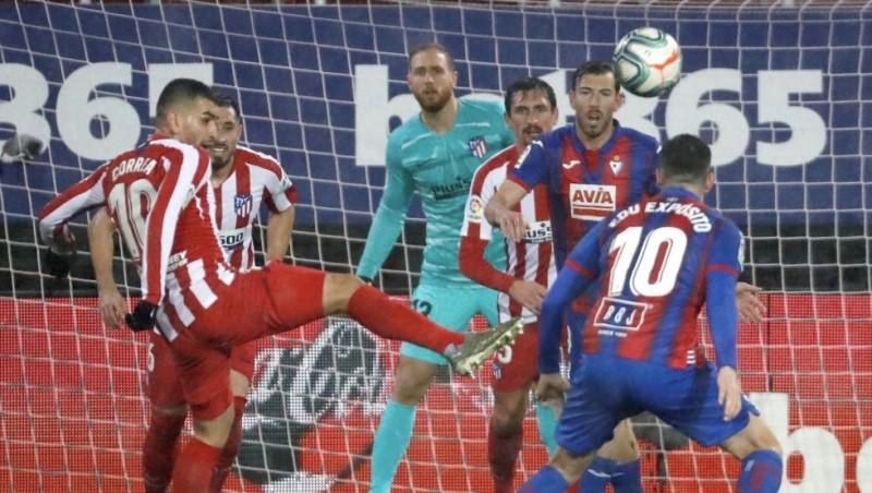 Eibar vs Atletico Madrid