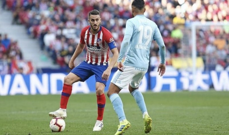 Atletico Madrid vs Celta Vigo