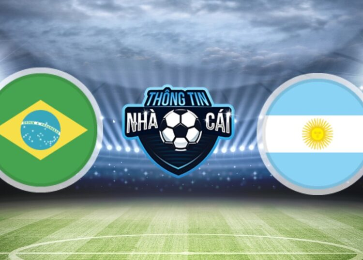 Soi Kèo nhà cái Brazil vs Argentina, ngày 06/09/2021: Trân cầu danh dự-Thongtinnhacai