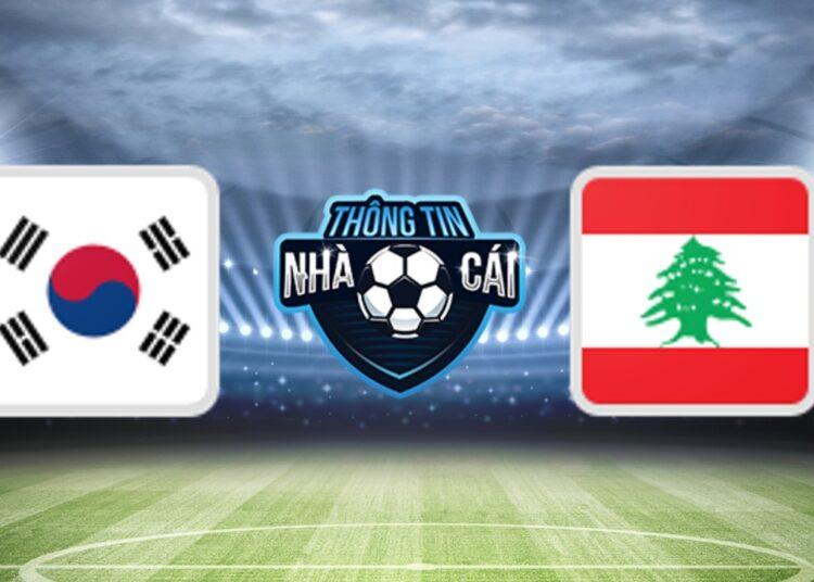 Soi Kèo nhà cái Hàn Quốc vs Lebanon, ngày 07/09/2021: Chiến thắng nhọc nhằn-Thongtinnhacai